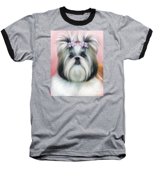 Stassi The Tzu Baseball T-Shirt