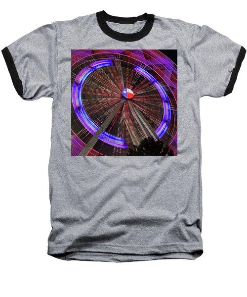 State Fair Of Texas Ferris Wheel Baseball T-Shirt