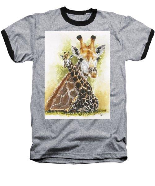 Stateliness Baseball T-Shirt