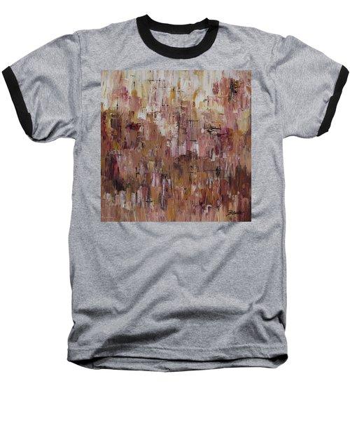 Static Baseball T-Shirt by Roberta Rotunda