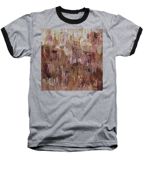 Static Baseball T-Shirt