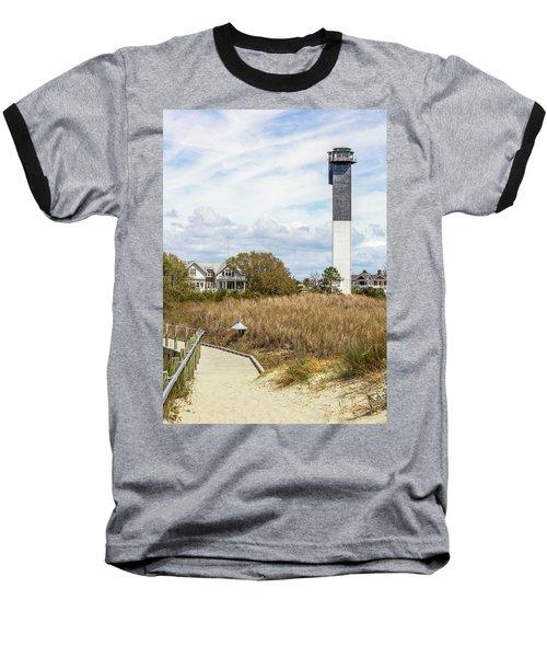 Station 18 On Sullivan's Island, Sc Baseball T-Shirt