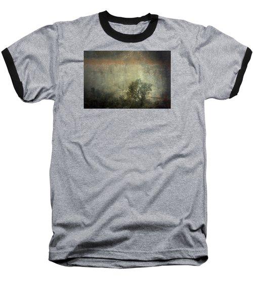 Station  Baseball T-Shirt by Mark Ross