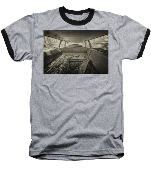 Station Wagon Baseball T-Shirt
