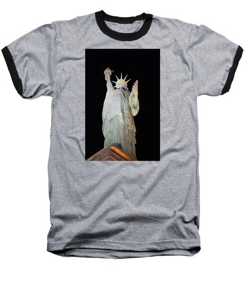 Statue Of Liberty.... Not Baseball T-Shirt