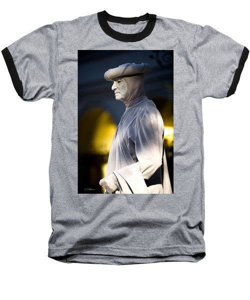 Statuesque Baseball T-Shirt