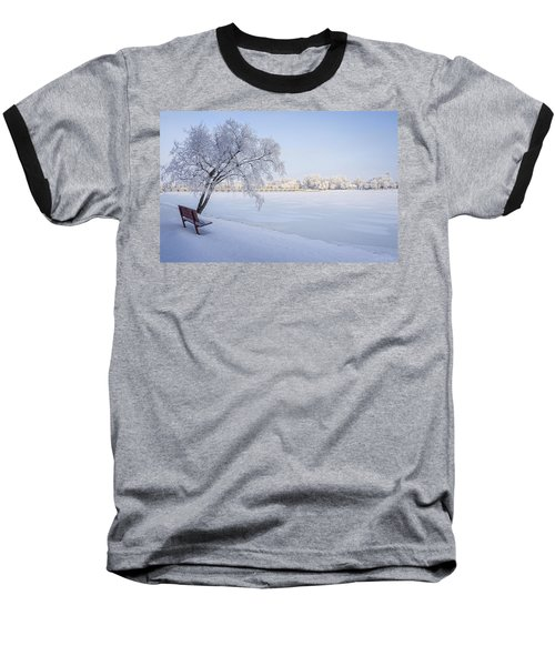 Stay A While Baseball T-Shirt