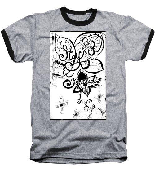 Stay Focused Baseball T-Shirt