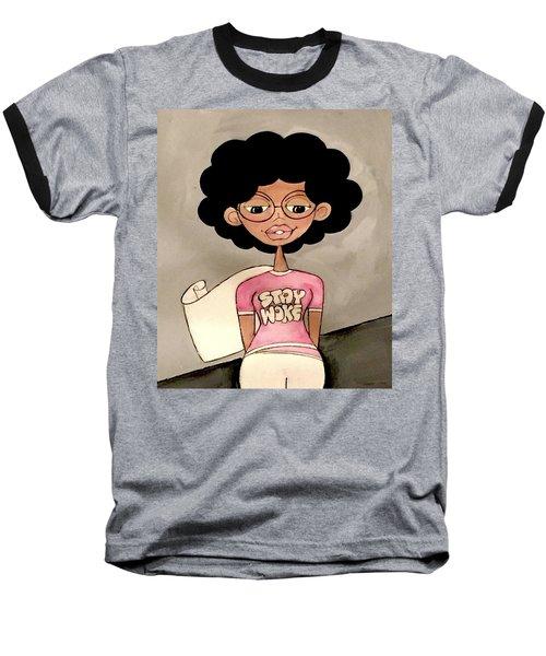 Stay Woke Baseball T-Shirt
