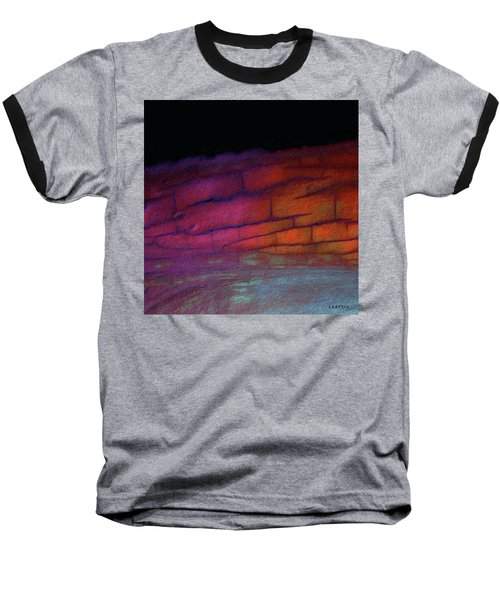 Steady Wisdom Baseball T-Shirt