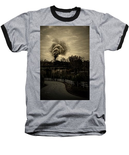 Steam Baseball T-Shirt