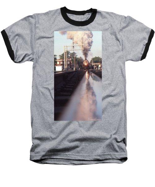 Steaming Up Baseball T-Shirt