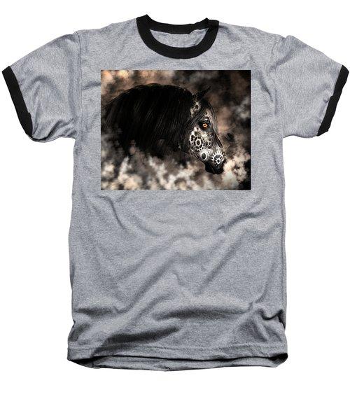 Steampunk Champion Baseball T-Shirt