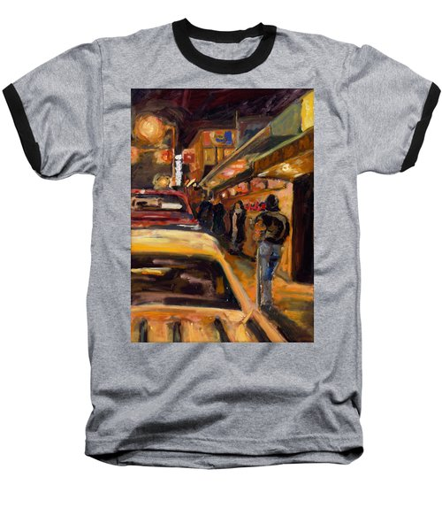 Steb's Amusements Baseball T-Shirt