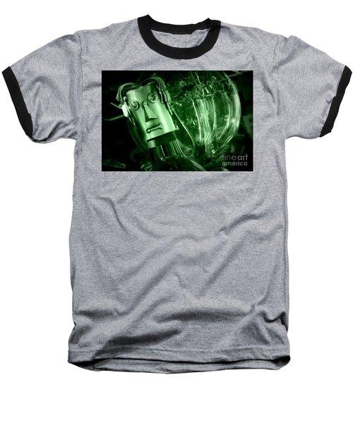 Steel Jelly Baseball T-Shirt by Steven Macanka
