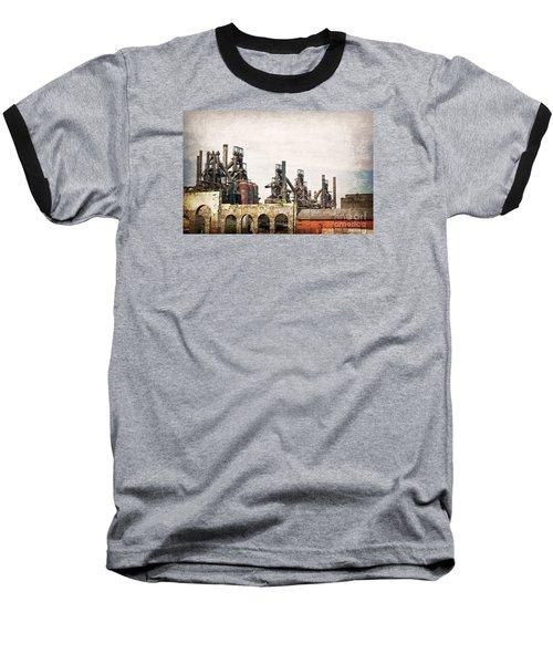 Steel Stacks  Baseball T-Shirt