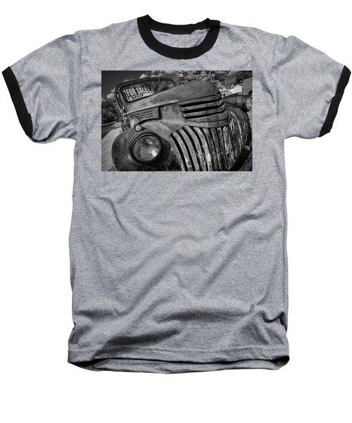 Steel Treasure Baseball T-Shirt