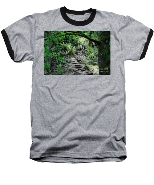 Step On Up Baseball T-Shirt