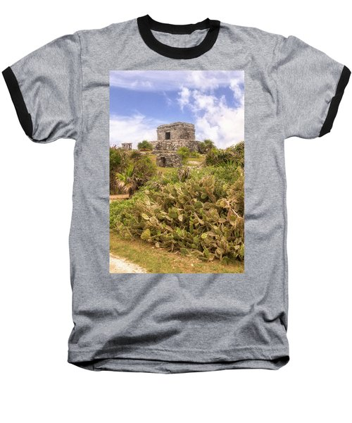 Step To The Heavens Baseball T-Shirt