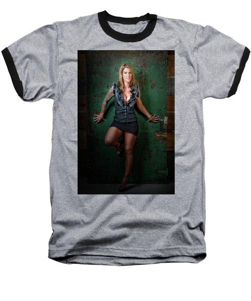 Stephanie Green Door Baseball T-Shirt