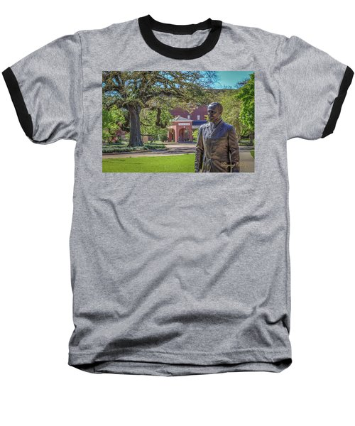 Stephens, Oaks And Walk Of Honor Baseball T-Shirt by Gregory Daley  PPSA