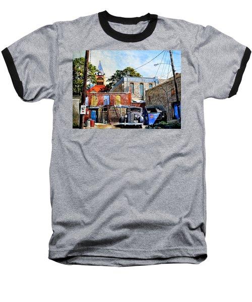 Stephenville Alley  Baseball T-Shirt