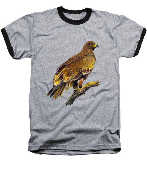 Steppe Eagle Baseball T-Shirt