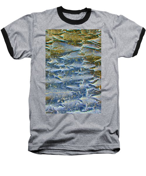 Baseball T-Shirt featuring the photograph Stepping Stones by Lenore Senior