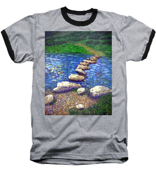 Stepping Stones Baseball T-Shirt