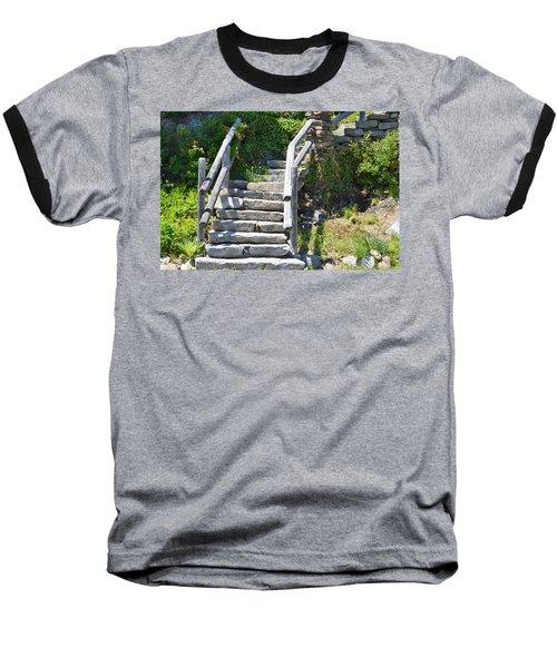 Stepping Up Baseball T-Shirt