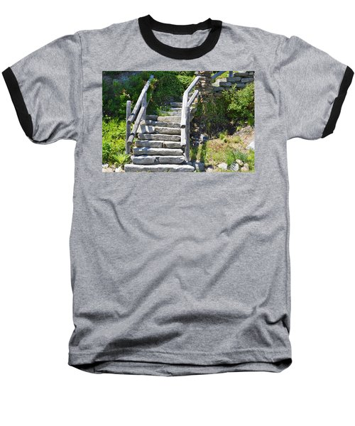 Stepping Up Baseball T-Shirt