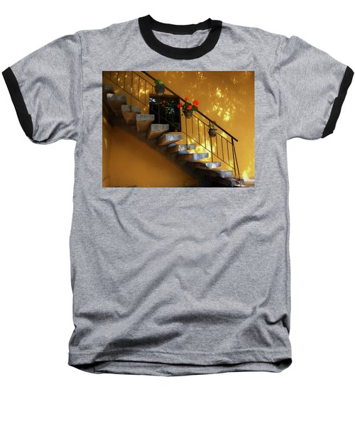 Steps To Tranquility  Baseball T-Shirt