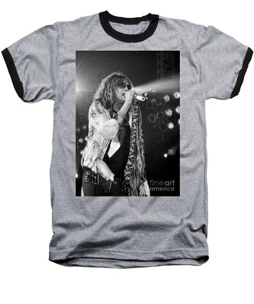 Steven Tyler In Concert Baseball T-Shirt