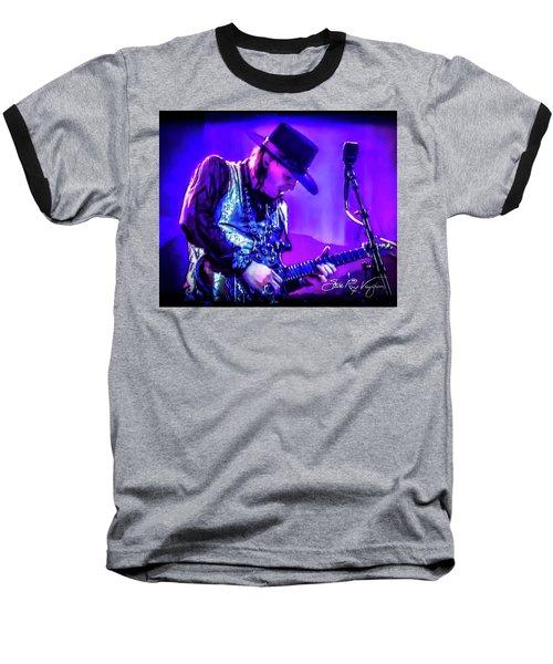Stevie Ray Vaughan - Tightrope Baseball T-Shirt