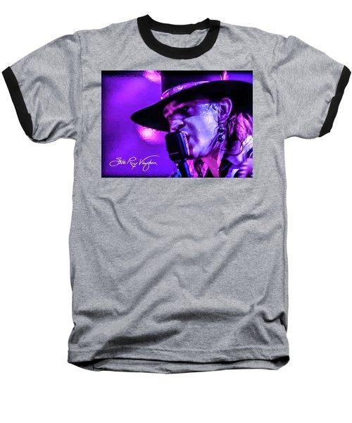 Stevie Ray Vaughan- Voodoo Chile Baseball T-Shirt