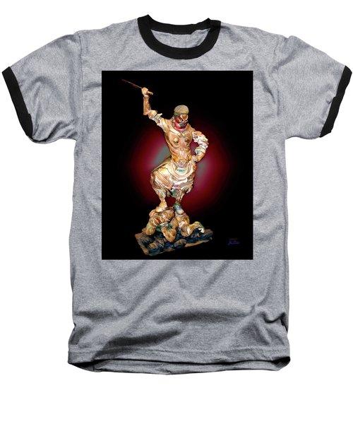 Stick Up Baseball T-Shirt