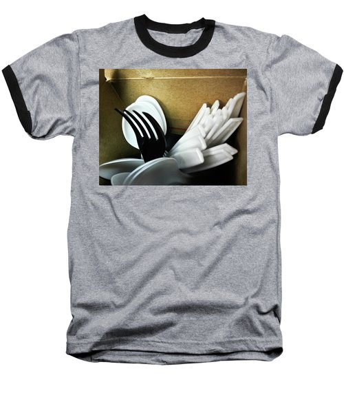 Baseball T-Shirt featuring the photograph Stickin Out by Robert Knight