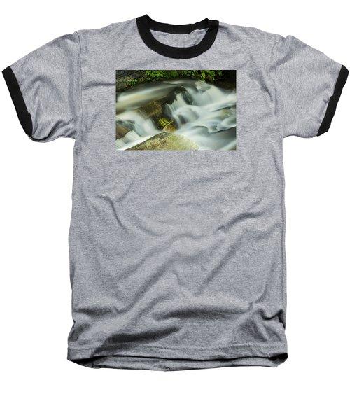 Stickney Brook Flowing Baseball T-Shirt