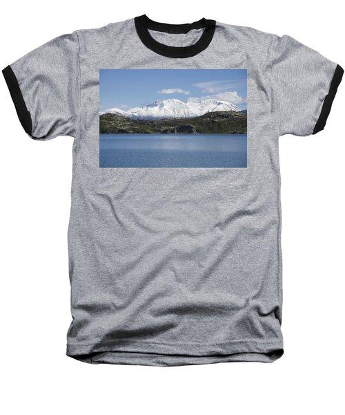 Stikine Mountains 7 Baseball T-Shirt