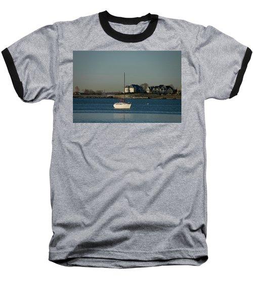 Still Boat Baseball T-Shirt