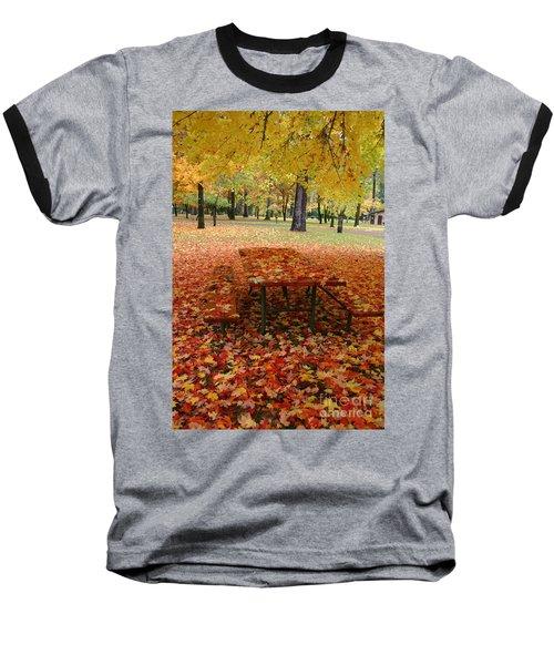 Still Fall Baseball T-Shirt