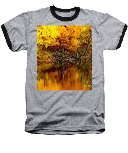 Still Gold Baseball T-Shirt