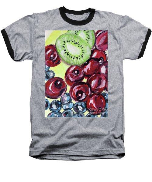 Still Life 130. Cherries Baseball T-Shirt