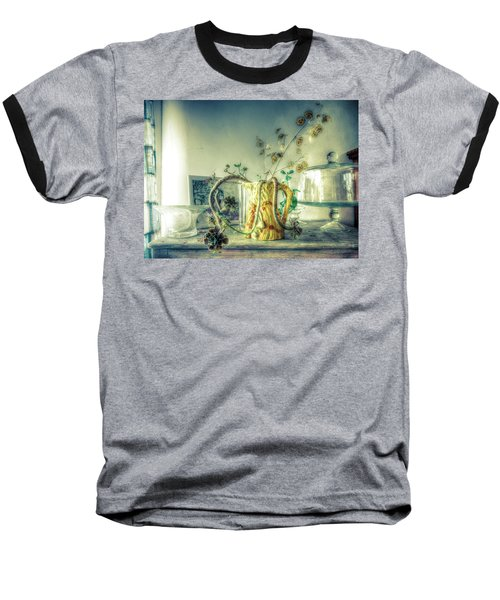 Baseball T-Shirt featuring the photograph Still, Life Goes On by Wayne Sherriff