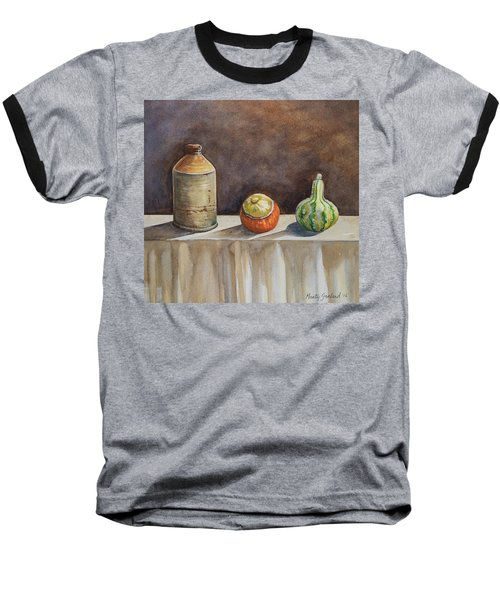 Still Life On A Table Baseball T-Shirt
