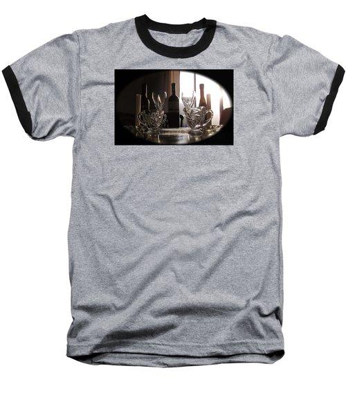 Still Life - The Crystal Elegance Experience Baseball T-Shirt