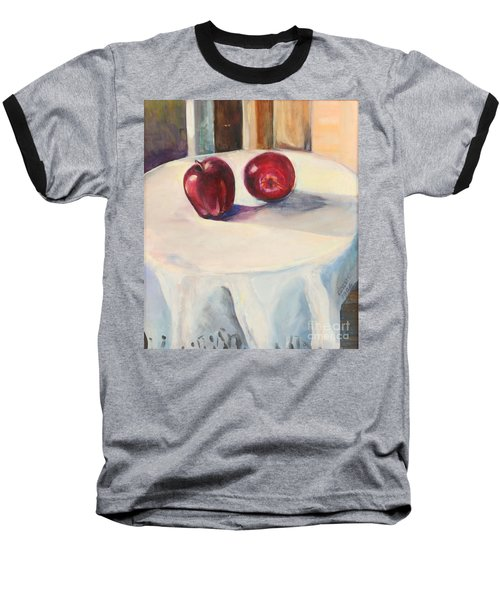 Still Life With Apples Baseball T-Shirt
