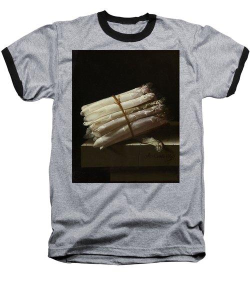 Still Life With Asparagus, 1697 Baseball T-Shirt