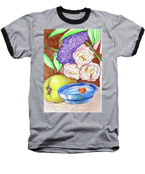 Still Life With Fish Baseball T-Shirt