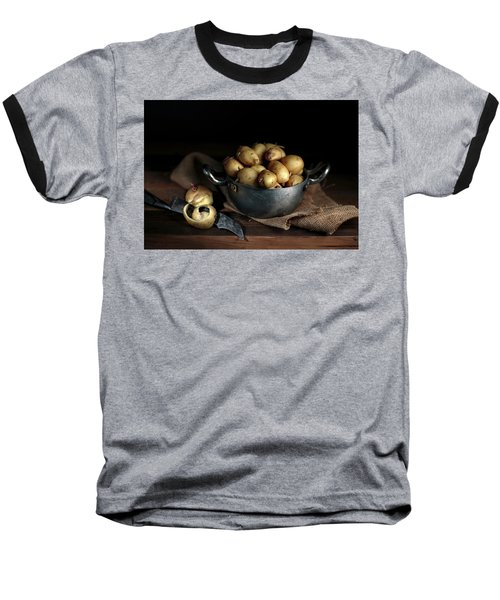 Still Life With Potatoes Baseball T-Shirt